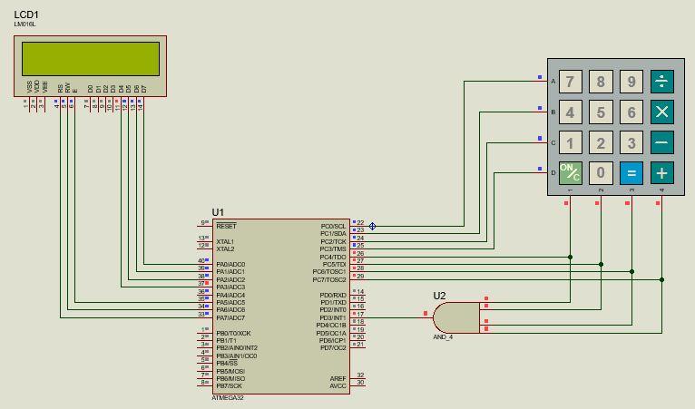 پروژه ماشین حساب
